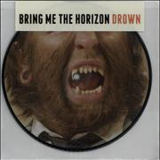 Click here for more info about 'Bring Me The Horizon - Drown - Picture Disc'