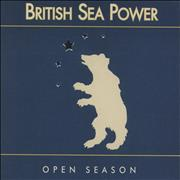Click here for more info about 'British Sea Power - Open Season'
