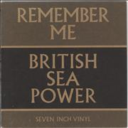 Click here for more info about 'British Sea Power - Remember Me - N Tinbergen'