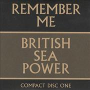 Click here for more info about 'British Sea Power - Remember Me'