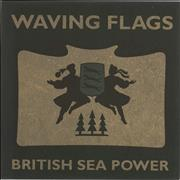 Click here for more info about 'British Sea Power - Waving Flags - Both 7