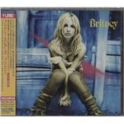 Britney Spears Britney Japan CD album Promo