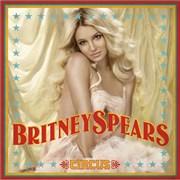 Britney Spears Circus UK CD album