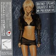 Click here for more info about 'Britney Spears - Greatest Hits: My Prerogative'