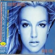 Click here for more info about 'Britney Spears - In The Zone'