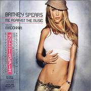 Click here for more info about 'Britney Spears - Me Against The Music'