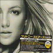 Britney Spears Outrageous - Slipcase Edition Japan CD single Promo