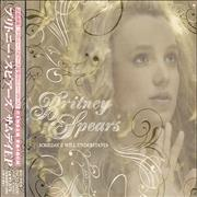 Britney Spears Someday (I Will Understand) Japan CD single
