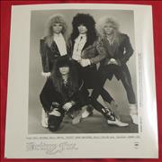 Click here for more info about 'Britny Fox - Publicity Photograph'