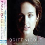 Click here for more info about 'Britt Nicole - The Lost Get Found + Obi - Sealed'