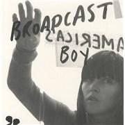 "Broadcast America's Boy UK 7"" vinyl"