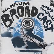 Broadcast Pendulum UK CD single