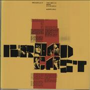 Broadcast The Noise Made By People UK vinyl LP
