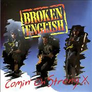Click here for more info about 'Broken English - Comin' On Strong'