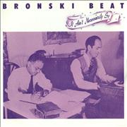 "Bronski Beat It Ain't Necessarily So UK 7"" vinyl"