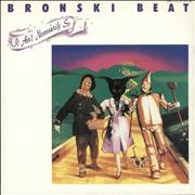 "Bronski Beat It Ain't Necessarily So Japan 12"" vinyl"