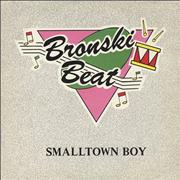 Click here for more info about 'Bronski Beat - Smalltown Boy + p/s'