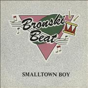"Bronski Beat Smalltown Boy UK 7"" vinyl"