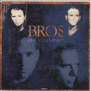 Click here for more info about 'Bros - Are You Mine?'