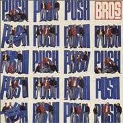 Click here for more info about 'Bros - Push'