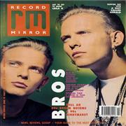 Click here for more info about 'Bros - Record Mirror'