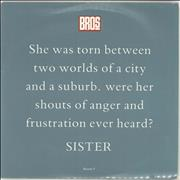 Click here for more info about 'Bros - Sister'