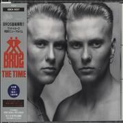 Click here for more info about 'Bros - The Time - Promo + Obi'