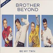 Click here for more info about 'Brother Beyond - Be My Twin'