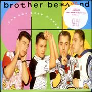 Click here for more info about 'Brother Beyond - Can You Keep A Secret (89 Mix) - Poster Sleeve'
