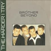 Click here for more info about 'Brother Beyond - The Harder I Try'