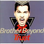 Click here for more info about 'Brother Beyond - Trust + Poster'