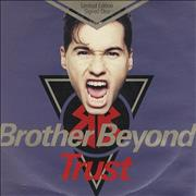 Click here for more info about 'Brother Beyond - Trust - Etched'