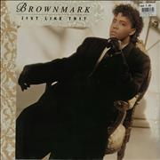 Click here for more info about 'Brownmark - Just Like That - Sealed'