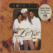 Click here for more info about 'Brownstone - If You Love Me'
