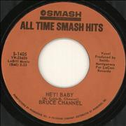 Click here for more info about 'Bruce Channel - Hey! Baby'