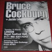 Click here for more info about 'Bruce Cockburn - Cambridge Corn Exchange'