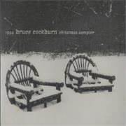 Click here for more info about 'Bruce Cockburn - Christmas Sampler'