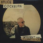 Click here for more info about 'Bruce Cockburn - Different When It Coms To You'