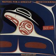 Click here for more info about 'Bruce Cockburn - Waiting For A Miracle'