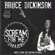Click here for more info about 'Bruce Dickinson - Scream For Me Sarajevo - 180gram Vinyl - Sealed'