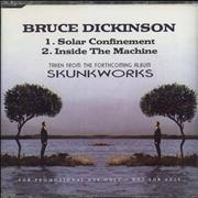 Click here for more info about 'Bruce Dickinson - Solar Confinement'