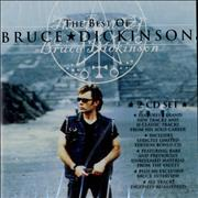 Click here for more info about 'Bruce Dickinson - The Best Of'