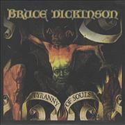 Click here for more info about 'Bruce Dickinson - Tyranny Of Souls'