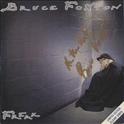 Click here for more info about 'Bruce Foxton - Freak - Autographed'