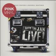 Click here for more info about 'From The Jam Live! - Pink Vinyl - Sealed'