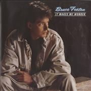 Click here for more info about 'Bruce Foxton - It Makes Me Wonder'