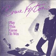 Click here for more info about 'Bruce Foxton - Play This Game To Win'