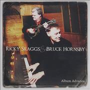 Click here for more info about 'Bruce Hornsby - Ricky Skaggs & Bruce Hornsby'