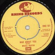 Click here for more info about 'Bruce Ruffin - Mad About You - 4prong'