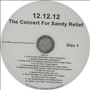 Click here for more info about 'Bruce Springsteen - 12.12.12 The Concert For Sandy Relief'